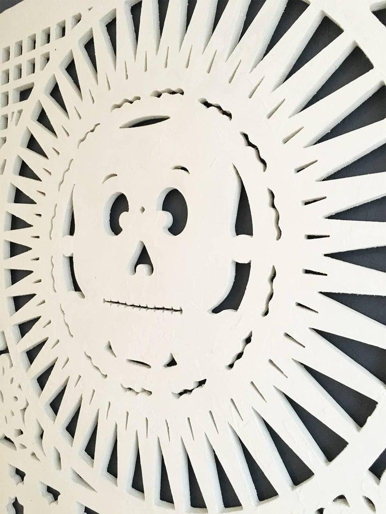 Día de Muertos Traditions - Contemporary Sculpture by Arozarena De La Fuente
