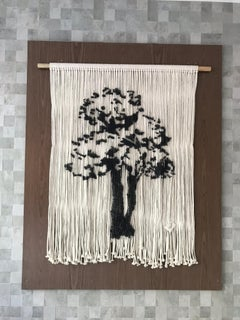 Elegant Hanging Tree Handmade With Pins