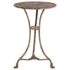 Arras Iron Table