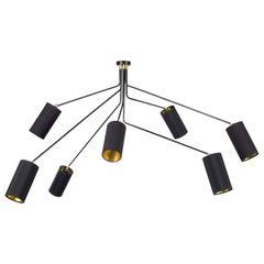 Array Cotton Pendant Light by CTO Lighting