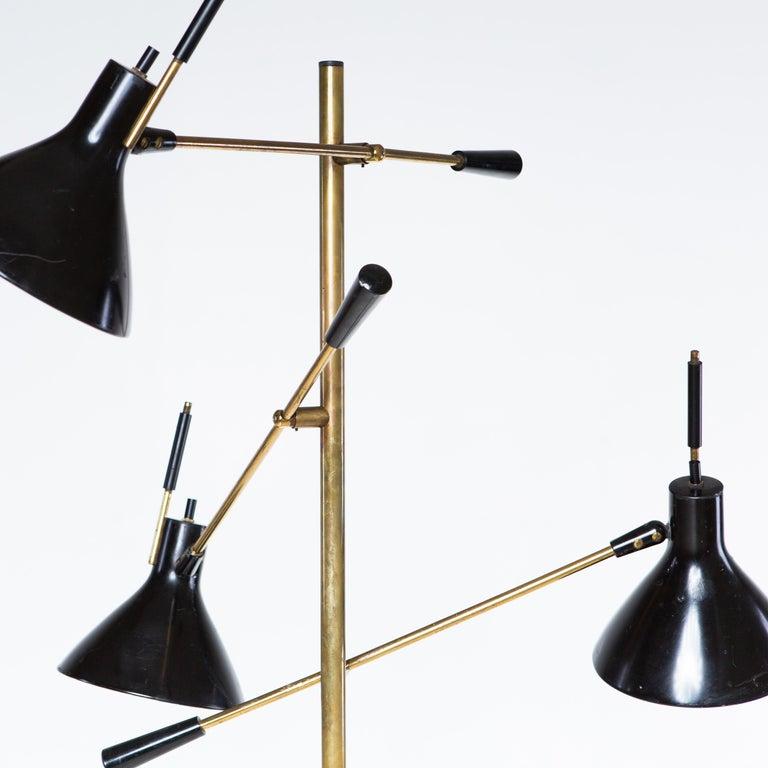 Mid-Century Modern Arredoluce Floor Lamp, Italy, Mid-20th Century For Sale