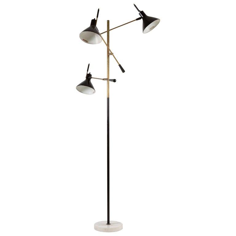 Arredoluce Floor Lamp, Italy, Mid-20th Century For Sale