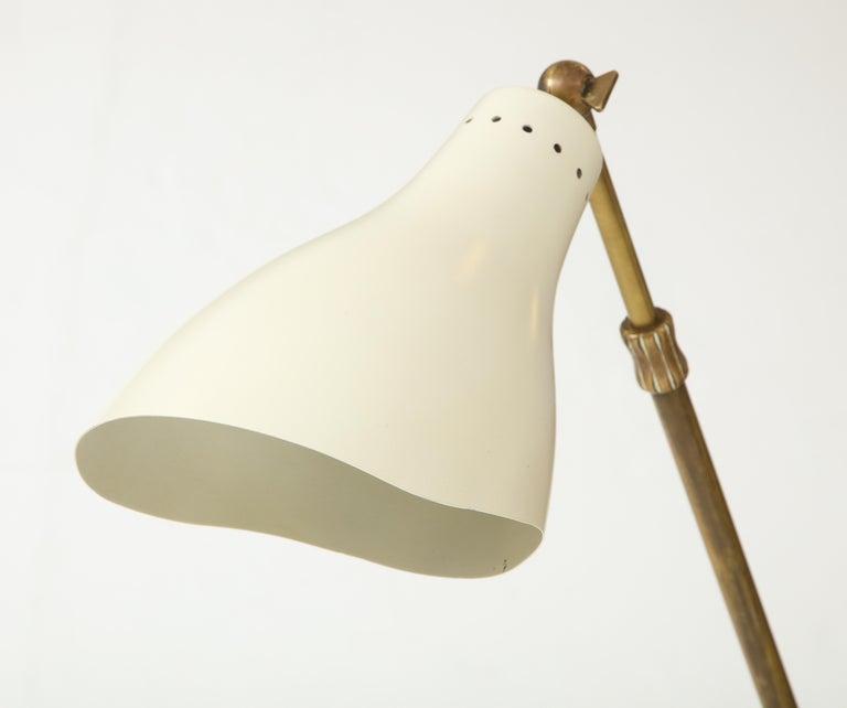 Italian Arredoluce Rare Floor Lamp For Sale