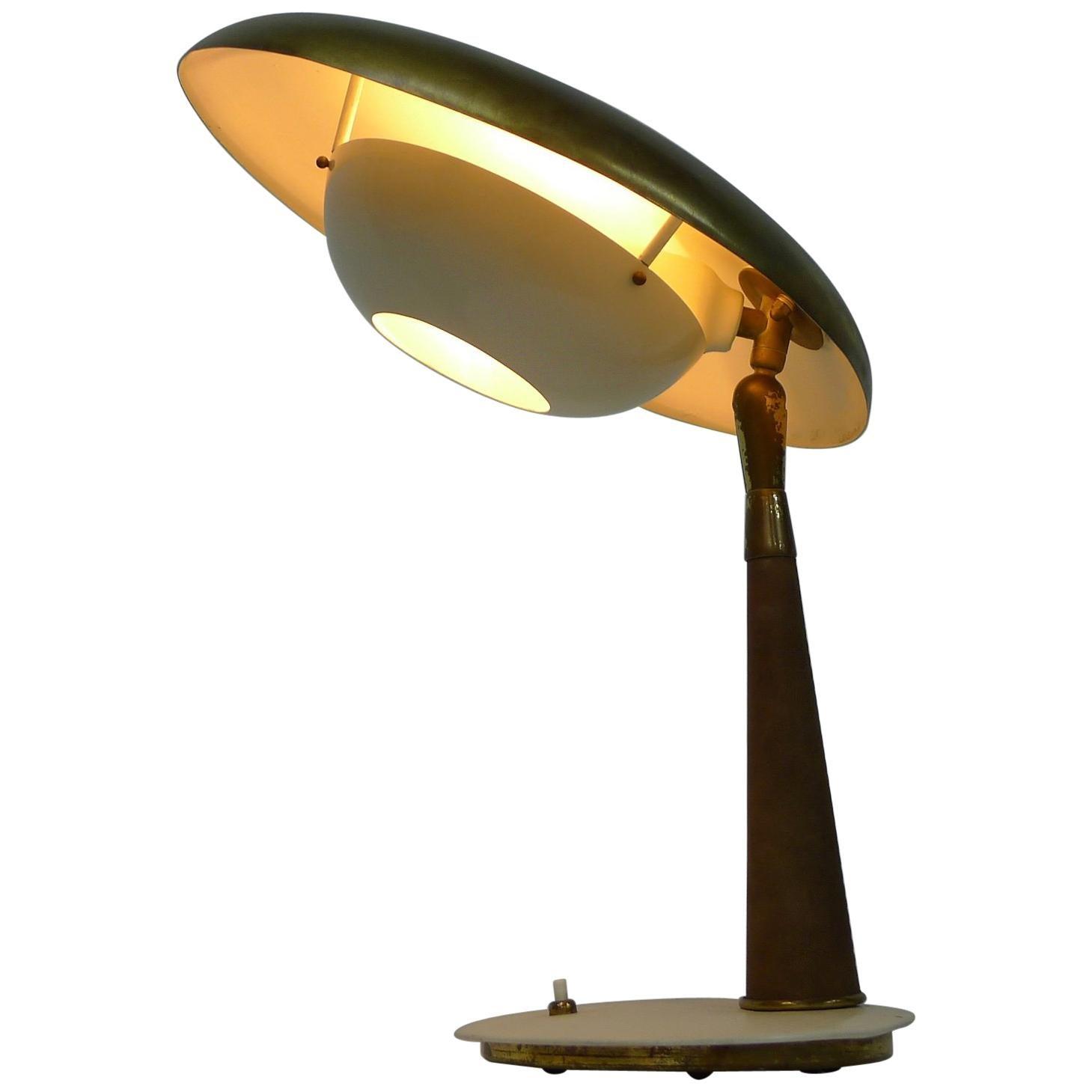 Arredoluce Table Lamp, Angelo Lelii, circa 1956