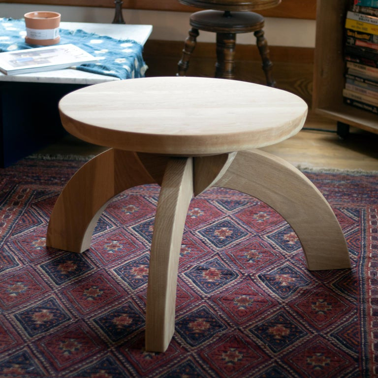 The Arroyo Seco side table is constructed of solid 1 - 3/4