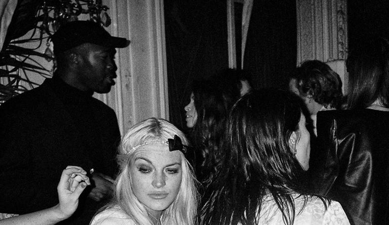 Untitled 24 (Paris), 2010, Small Black & White Archival Photograph For Sale 2