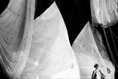 Untitled 3 (Alexander McQueen), 2005, Small, Black & White Archival Print