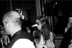 Untitled 30 (Paris) From the series  La Notte, Small Black & White