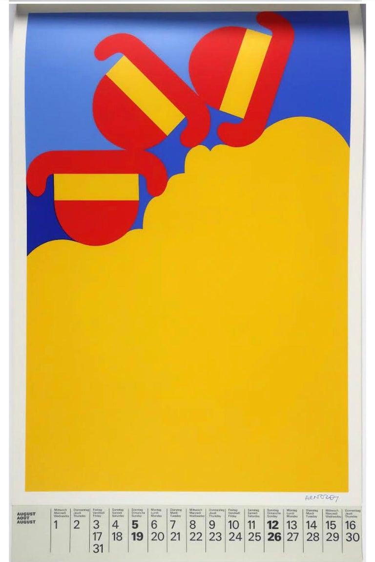 American Art '79 Calendar of Prints by HMK Fine Arts For Sale