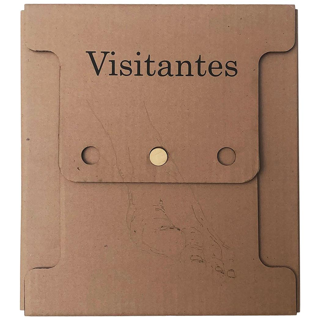 Art Binder of the Migrantes Exhibition, 8 Mexican Artists