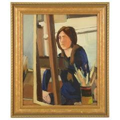 Art Class Figurative Interior Painting