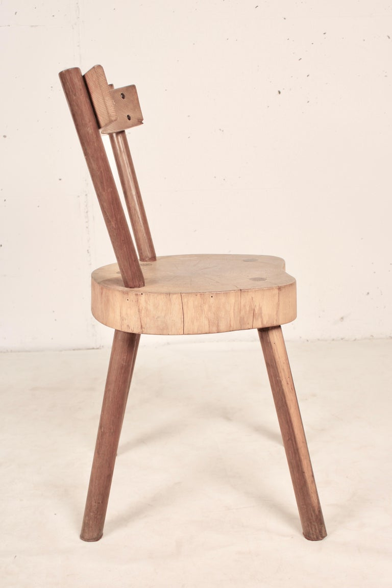 Arts & Crafts chairs from Aveyron For Sale 5