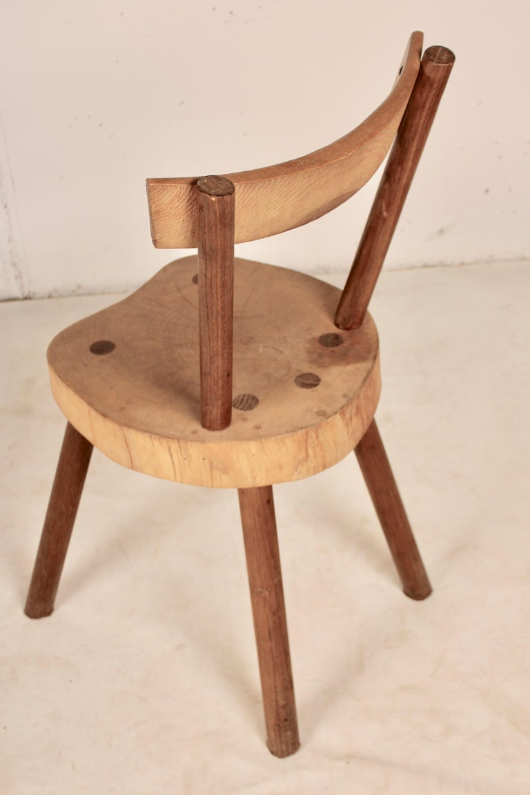 Arts & Crafts chairs from Aveyron For Sale 9