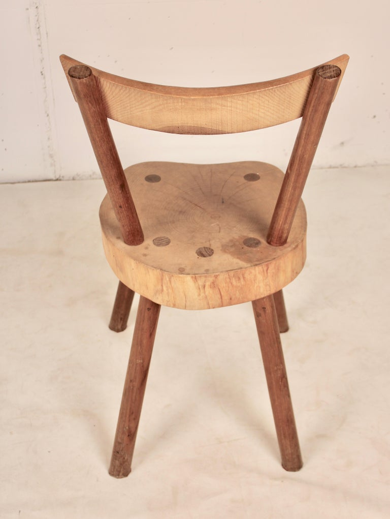 Arts & Crafts chairs from Aveyron For Sale 10