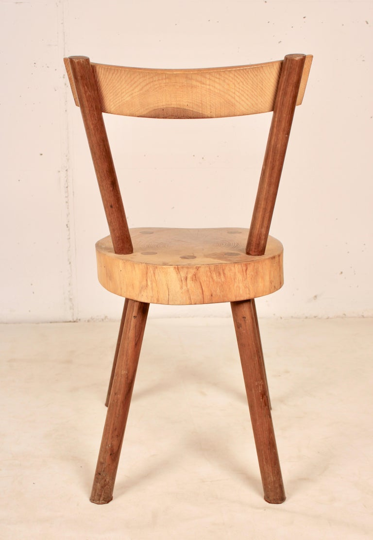 Arts & Crafts chairs from Aveyron For Sale 11