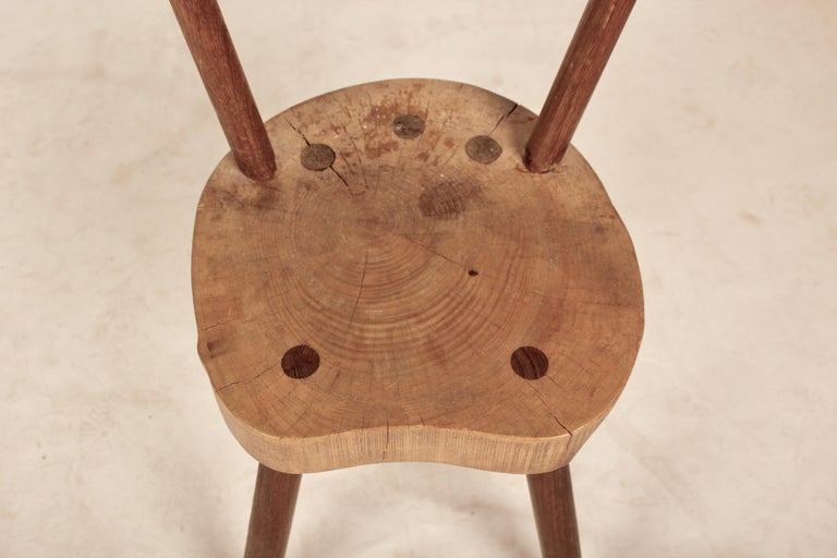 Mid-20th Century Arts & Crafts chairs from Aveyron For Sale