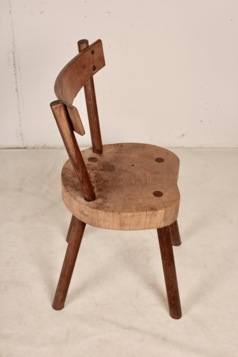 Arts & Crafts chairs from Aveyron For Sale 1