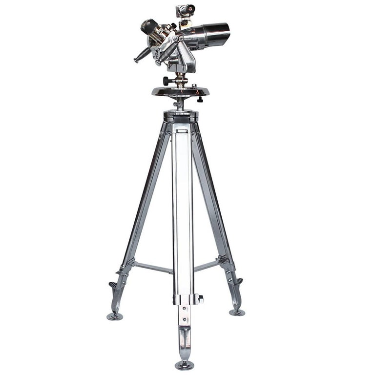 Art Deco 10x80 Binoculars