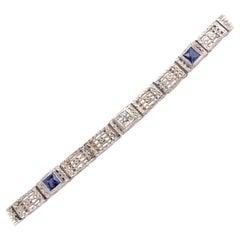 1920s Link Bracelets