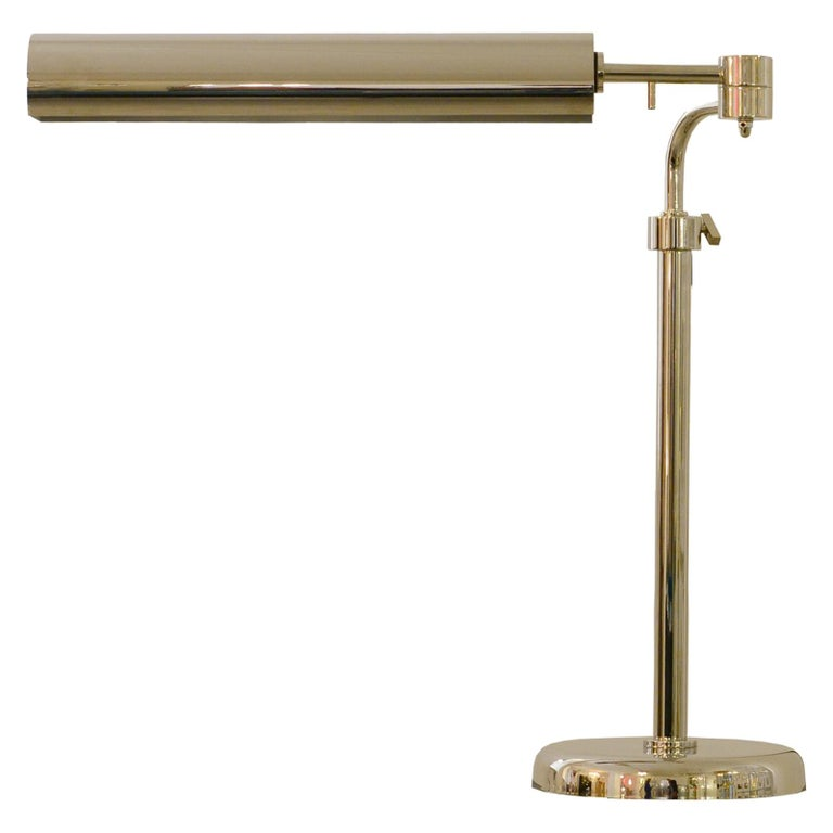Art Deco Style Bauhaus Table Lamp Re Edition Office 2 For Sale At 1stdibs