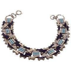 Art Deco 1930s Bracelet by Jakob Bengel, Germany