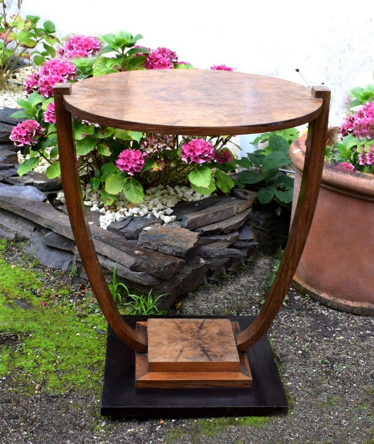 20th Century Art Deco 1930s French Occasional Table For Sale