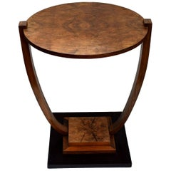 Art Deco 1930s French Occasional Table