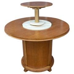 Art Deco 1930s Pop Up Cocktail Bar Table