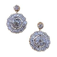 1940s Drop Earrings