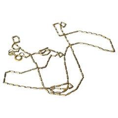 Art Deco 9 Carat Gold Necklace