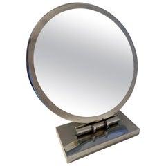 Art Deco Adjustable Vanity Mirror