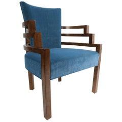 Art Deco Armchair by Kem Weber