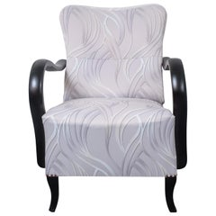 Art Deco Armchair, circa 1920s