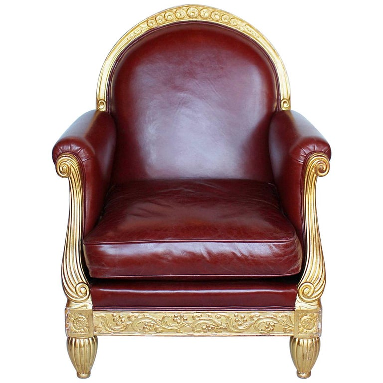 Art Deco Armchair For Sale at 1stdibs