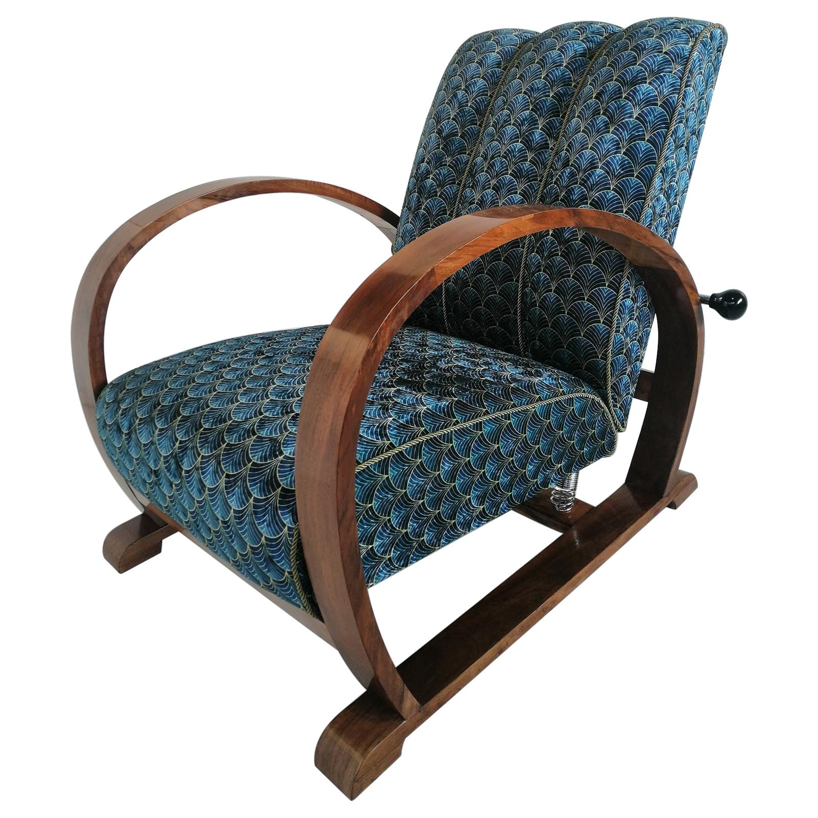 Art Deco Armchair from 1930 Unique