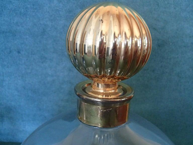 Art Deco Arpege by Lanvin Empty Perfum Bottles For Sale 1