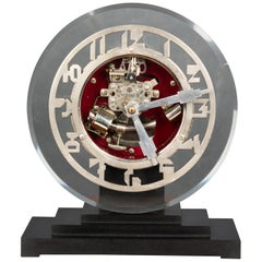 Art Deco ATO Mantel Clock