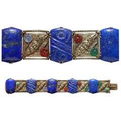 Art Deco Austrian Gold Bracelet