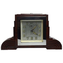 Art Deco Bakelite Odeon Clock by Blangy