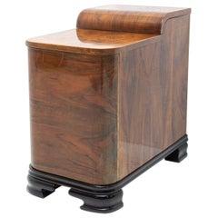 Art Deco Bar Table, 1930´s, Czechoslovakia