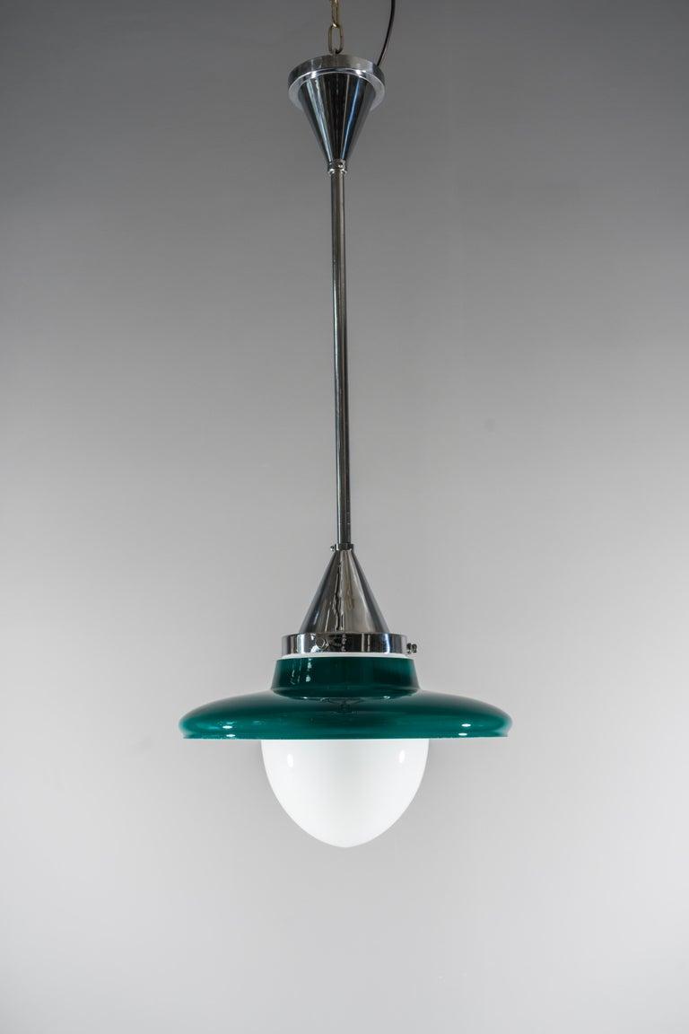 Art Deco Bauhaus Pendant, circa 1925 For Sale 4