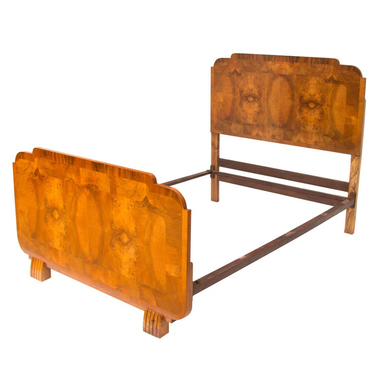 Art Deco Bed For Sale At 1stdibs
