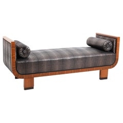 Art Deco Bench, Probably, France, 1920s