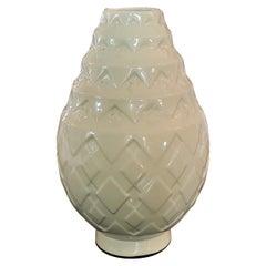 Art Deco Boch Freres La Louviere Pineapple Vase