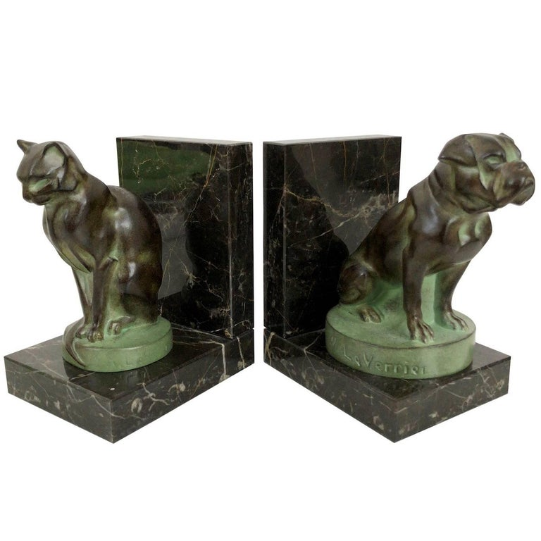 Giacometti style bronze le chat ma tre d 39 hotel at 1stdibs for Original sculptures for sale