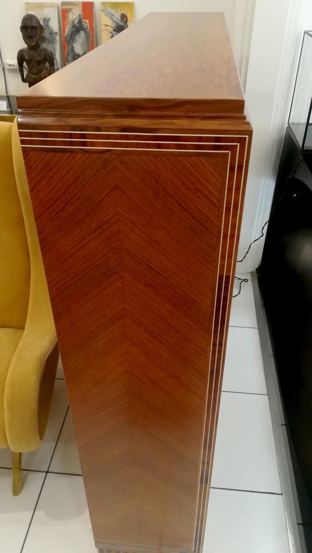 Art Deco Bookshelf, circa 1930 For Sale 3