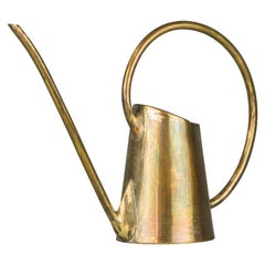 Art Deco Brass Watering Can Vienna, circa 1920s