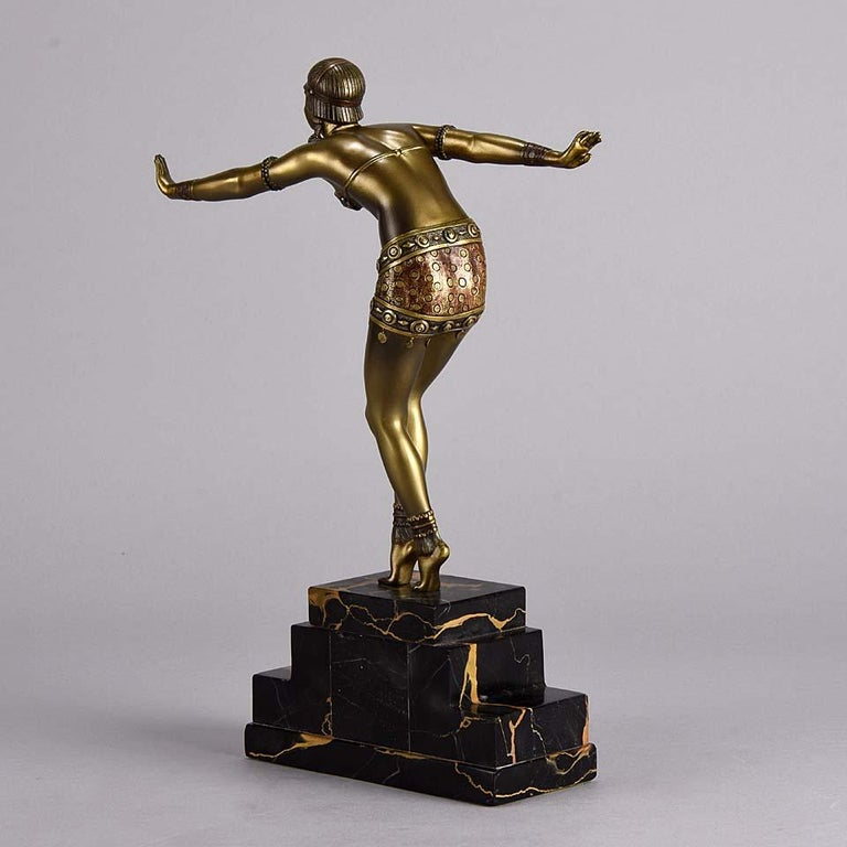 20th Century Art Deco Bronze