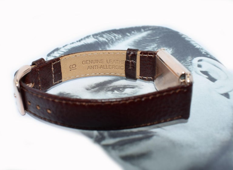 Art Deco Bulova WW2 14 Karat Gold, 21 Jewels, Gents Wrist Watch, Newly Serviced For Sale 11