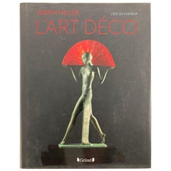 Art Deco by Judith H. Miller, Graham Rae Coffee Table Book